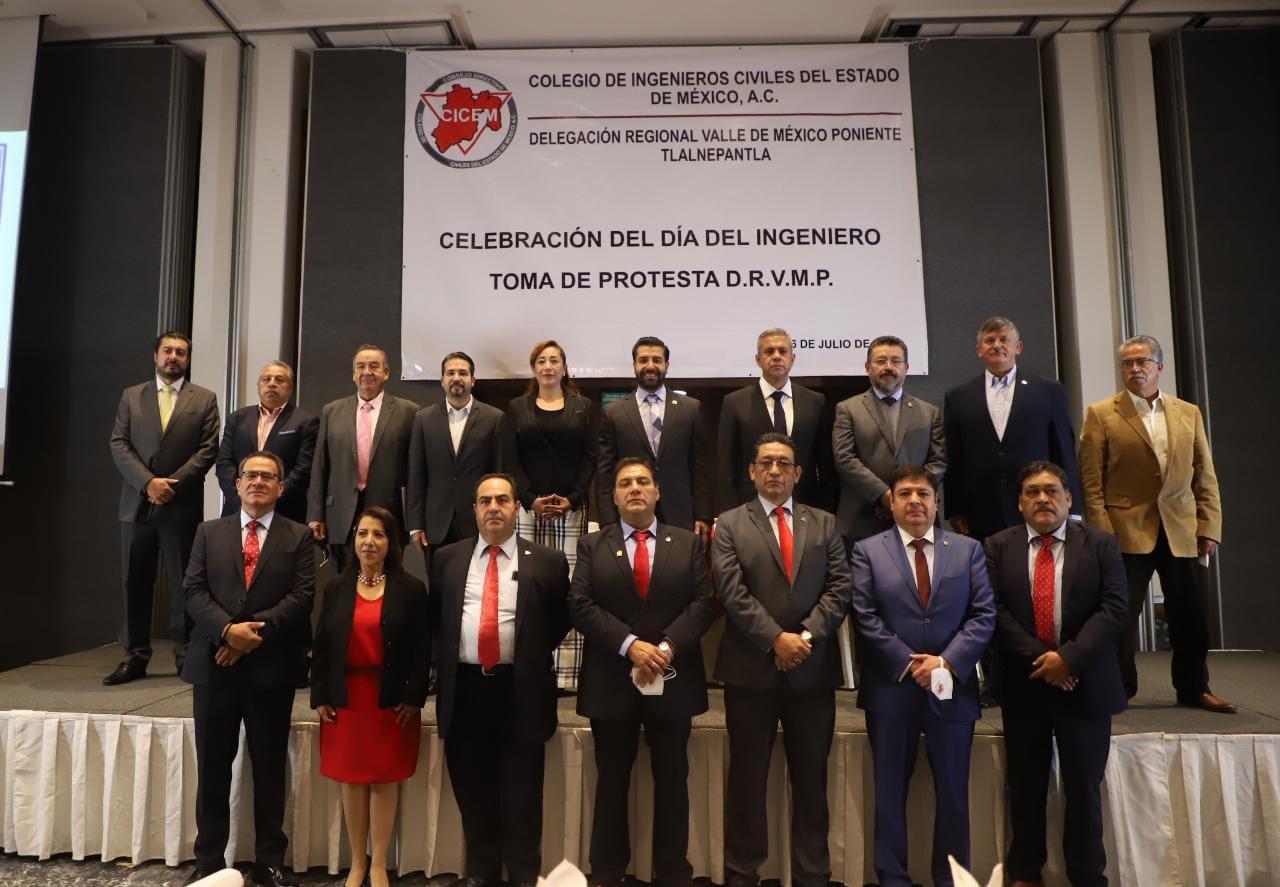 Colegio de Ingenieros certificará obras del gobierno de Ecatepec por más de mil 500 millones de pesos