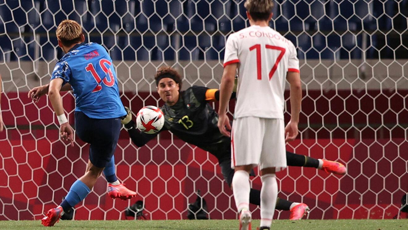 ¡De lo dulce a lo amargo! Selección Mexicana pierde ante Japón 2-1
