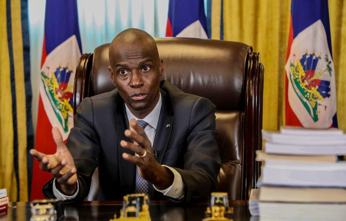 Presidente de Haití, Jovenel Moïse es asesinado en su casa