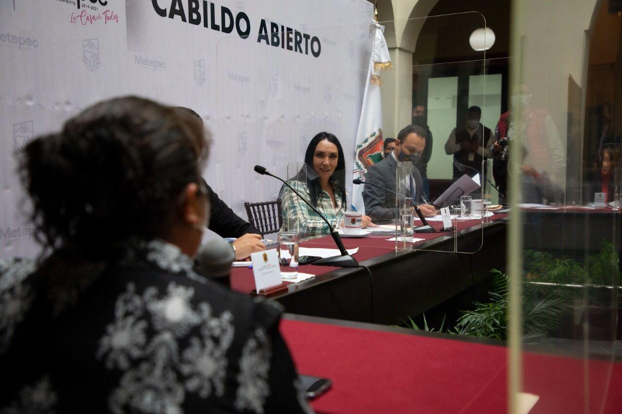 Permanente apertura del ayuntamiento a la participación ciudadana: Gaby Gamboa