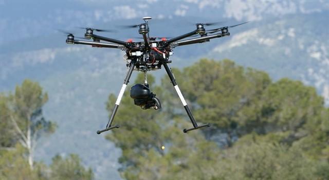 Narcos pretendía atacar con drones edificio de autoridades mexicanas