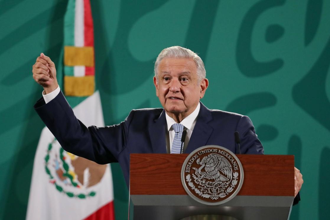 """""""Que les vaya muy bien"""": AMLO les dice a los atletas de México en Tokio 2020"""