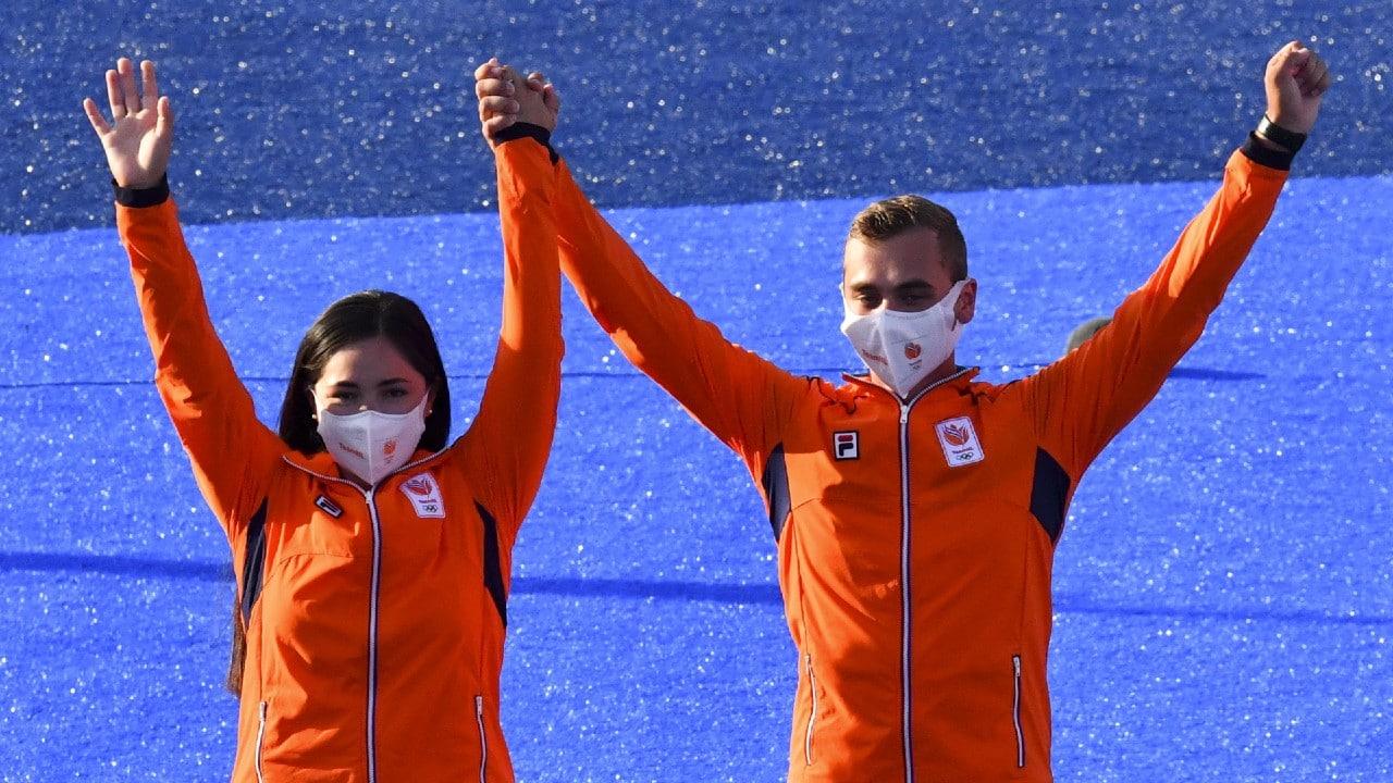Gabriela Bayardo, atleta mexicana gana medalla pero por Holanda