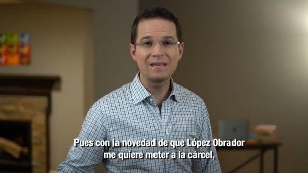 Asegura Ricardo Anaya que AMLO lo quiere encarcelar y este responde