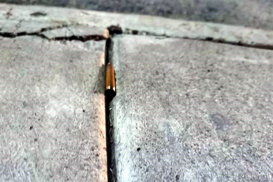 Ejecutan de 12 tiros a supuesto ladrón de celulares en Cuautitlán Izcalli