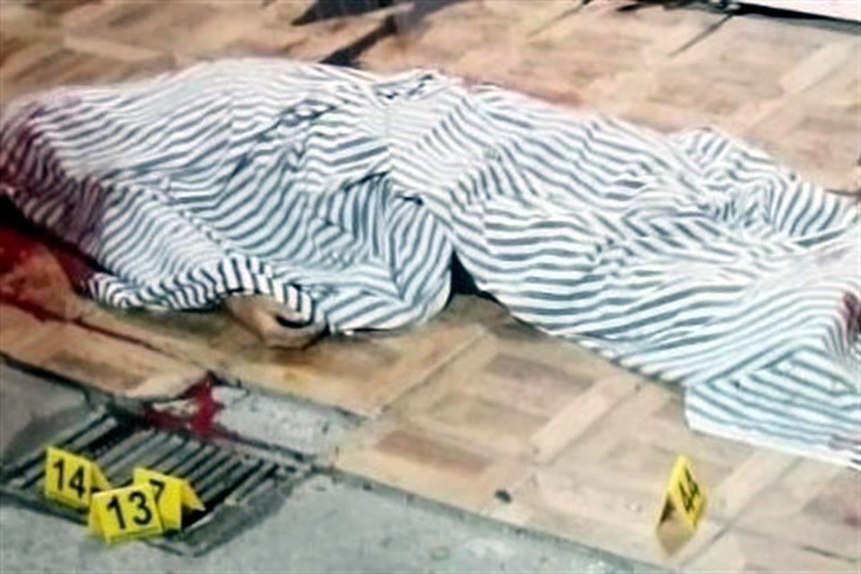 Dos hombres fueron asesinados a balazos en Tlalnepantla