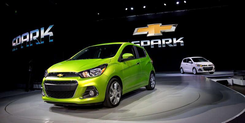 General Motors dice adiós al Spark y al Beat, aquí la razón