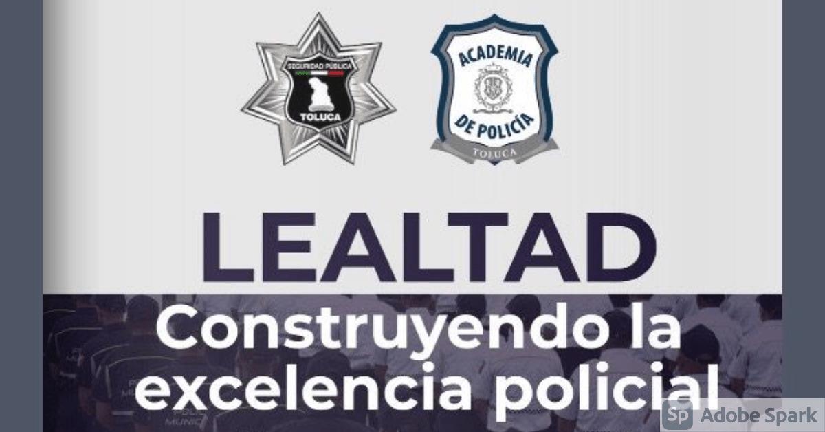 Cuenta Toluca con una revista elaborada por elementos de Seguridad Pública