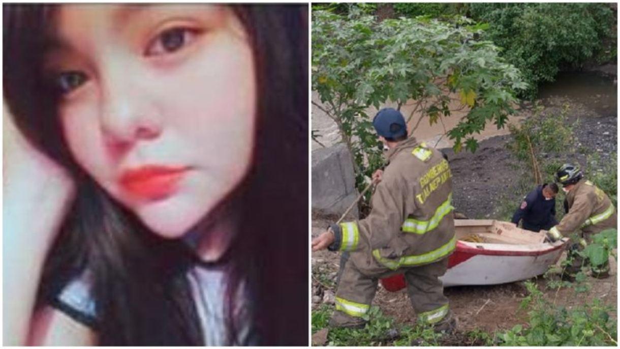 Localizan cadáver de Ana Karen en las aguas de la presa Endho de Hidalgo