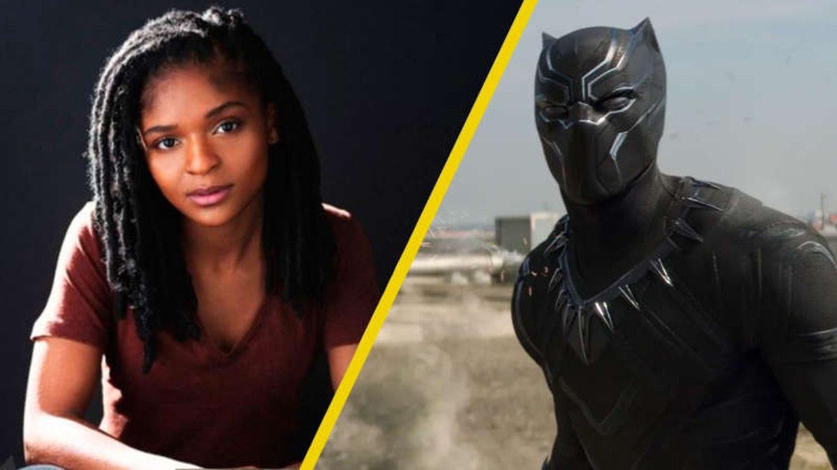"""Revelan la primera imagen de """"Ironheart"""" en el set de filmación de Black Panther 2"""