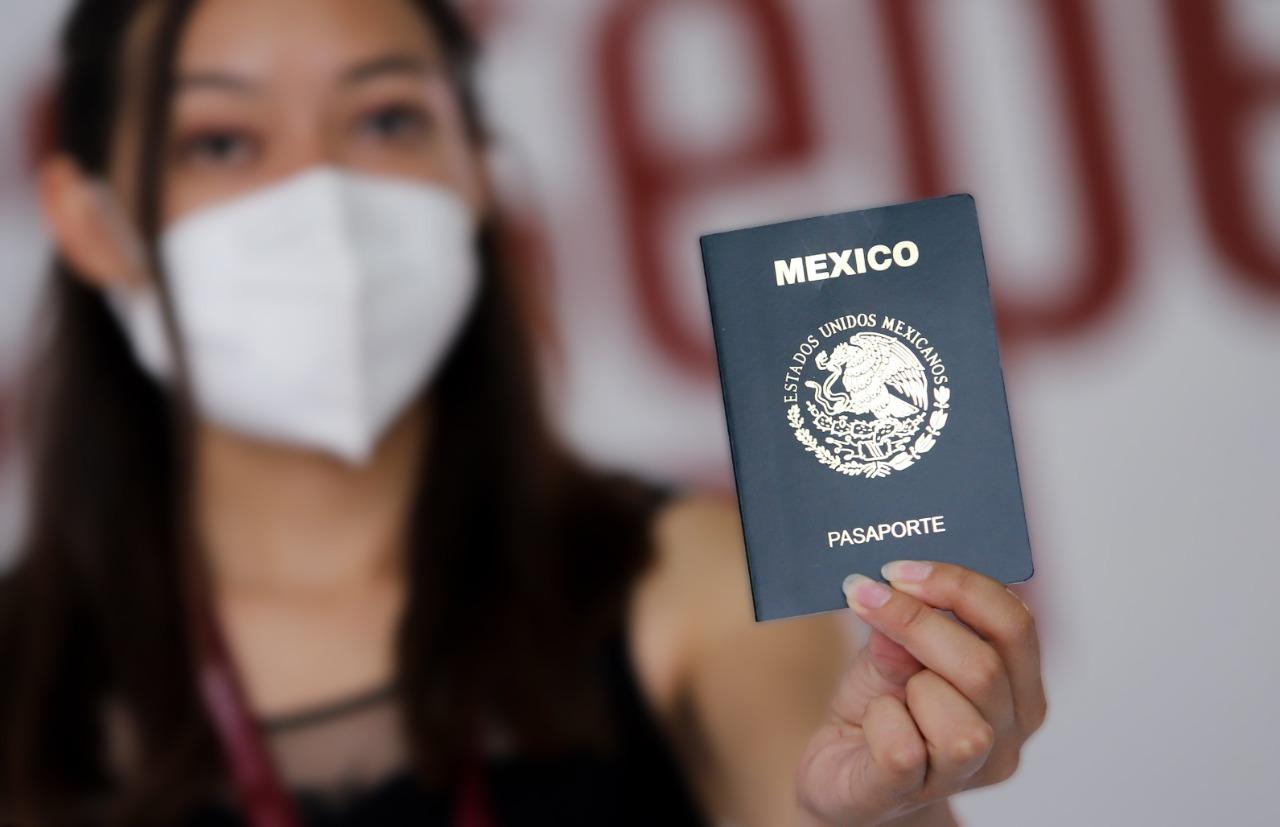 Ecatepec brinda trámite para expedición de pasaportes; expide mil 652 en cinco meses