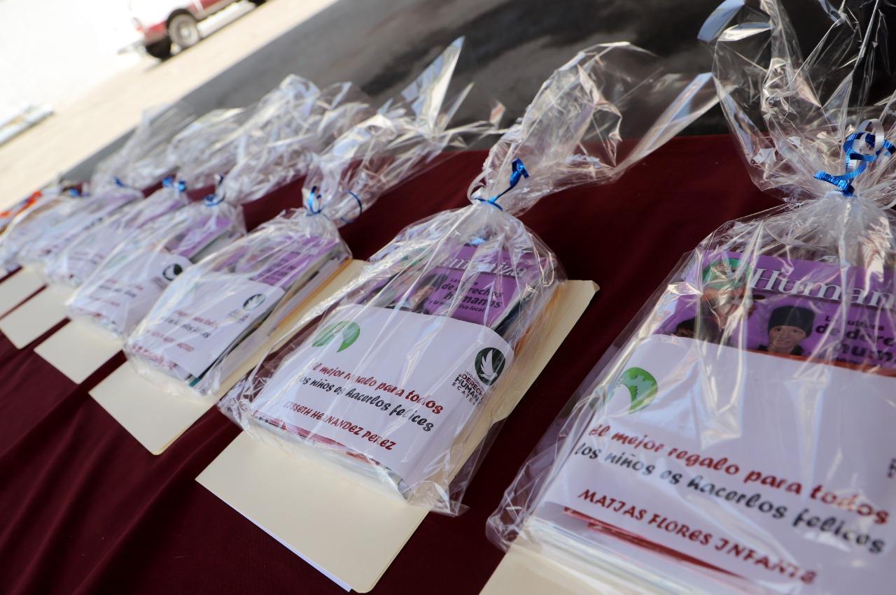 Ecatepec organiza concurso de cuento infantil en contra de la violencia