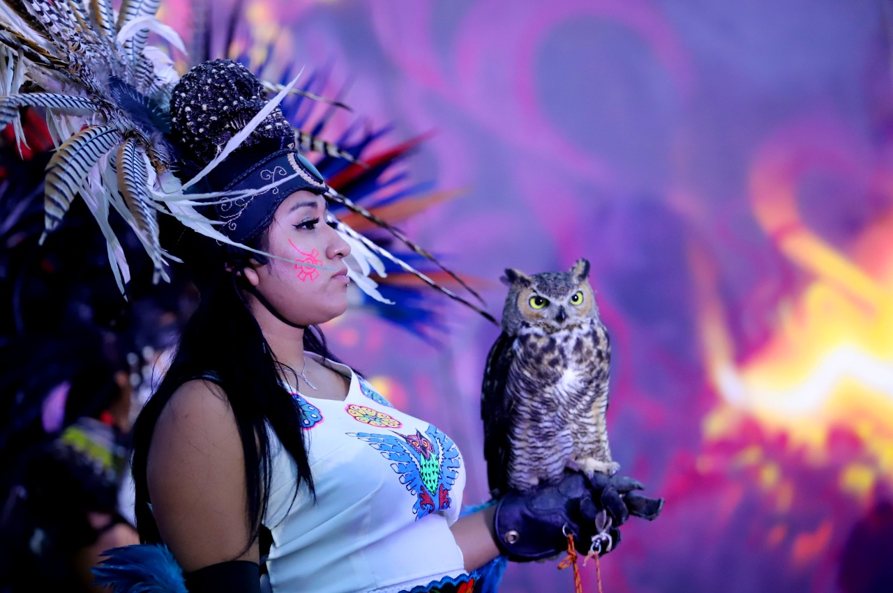 Anuncia Ecatepec construcción de cancha para Juego de Pelota prehispánico y convocatoria para conformar un equipo