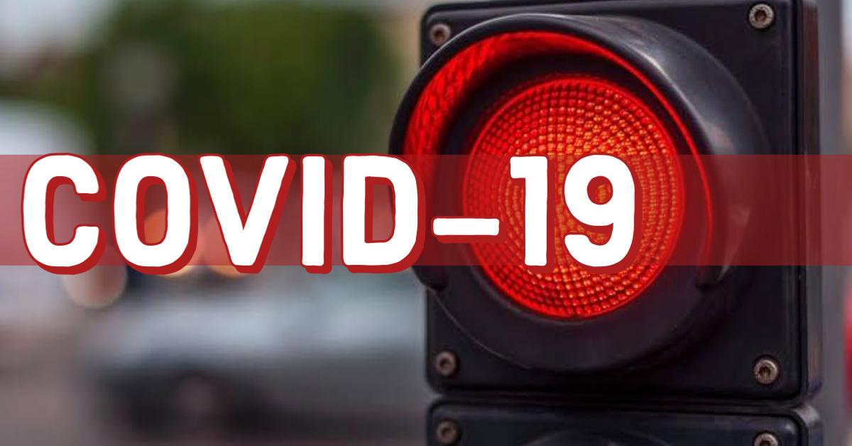 Seis estados regresan a #SemáforoRojo por alza en contagios y hospitalización por COVID-19
