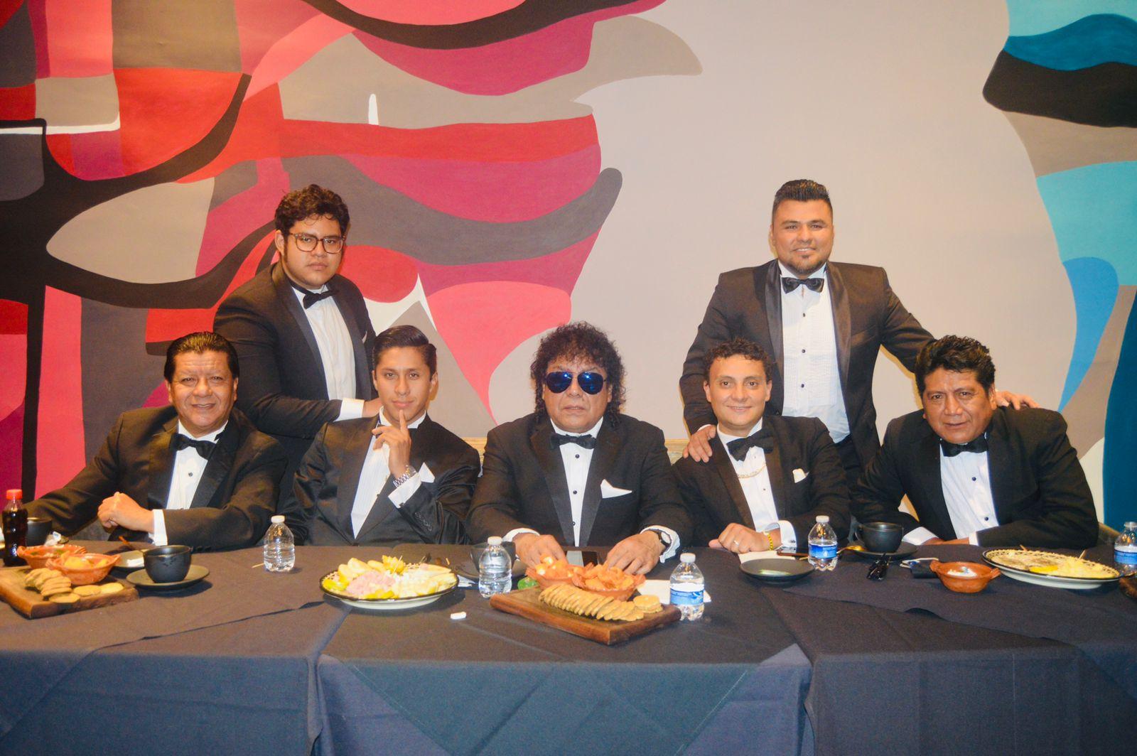 Anuncian Los Ángeles Negros concierto en la Arena CDMX