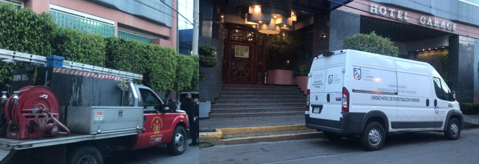 Empleados hallan cuerpo podrido en habitación de Hotel
