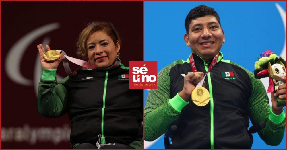 México consigue dos medallas de oro en Tokio 2020