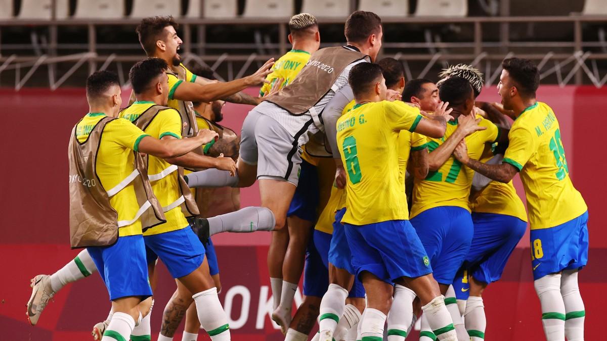 Cae México ante Brasil en Tokio 2020 y jugará por la medalla de bronce