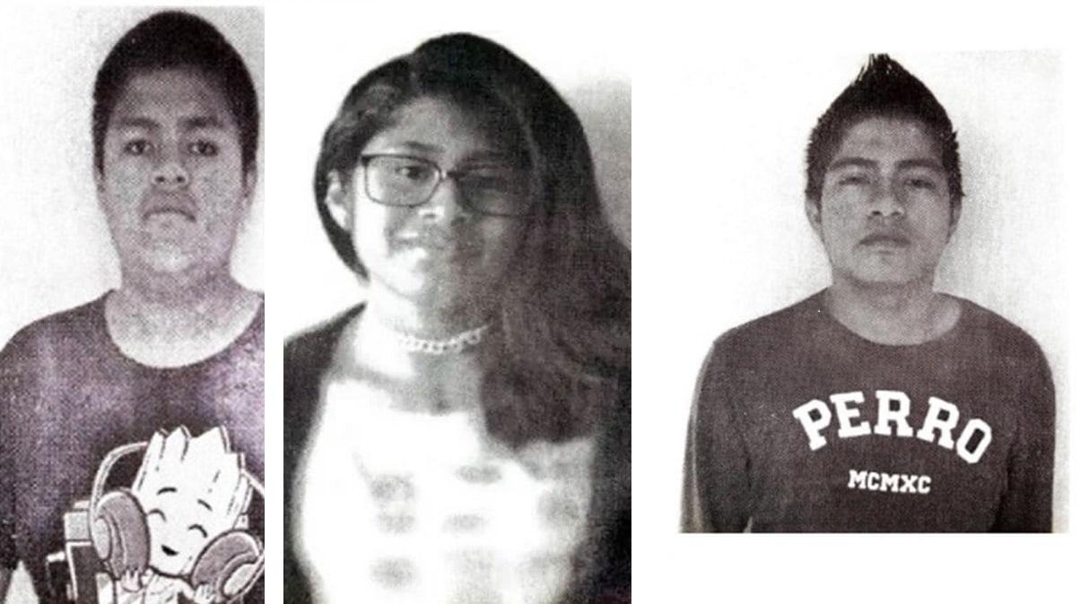 ¿Los has visto? Hermanos desaparecen en Xochimilco; iban con otro menor