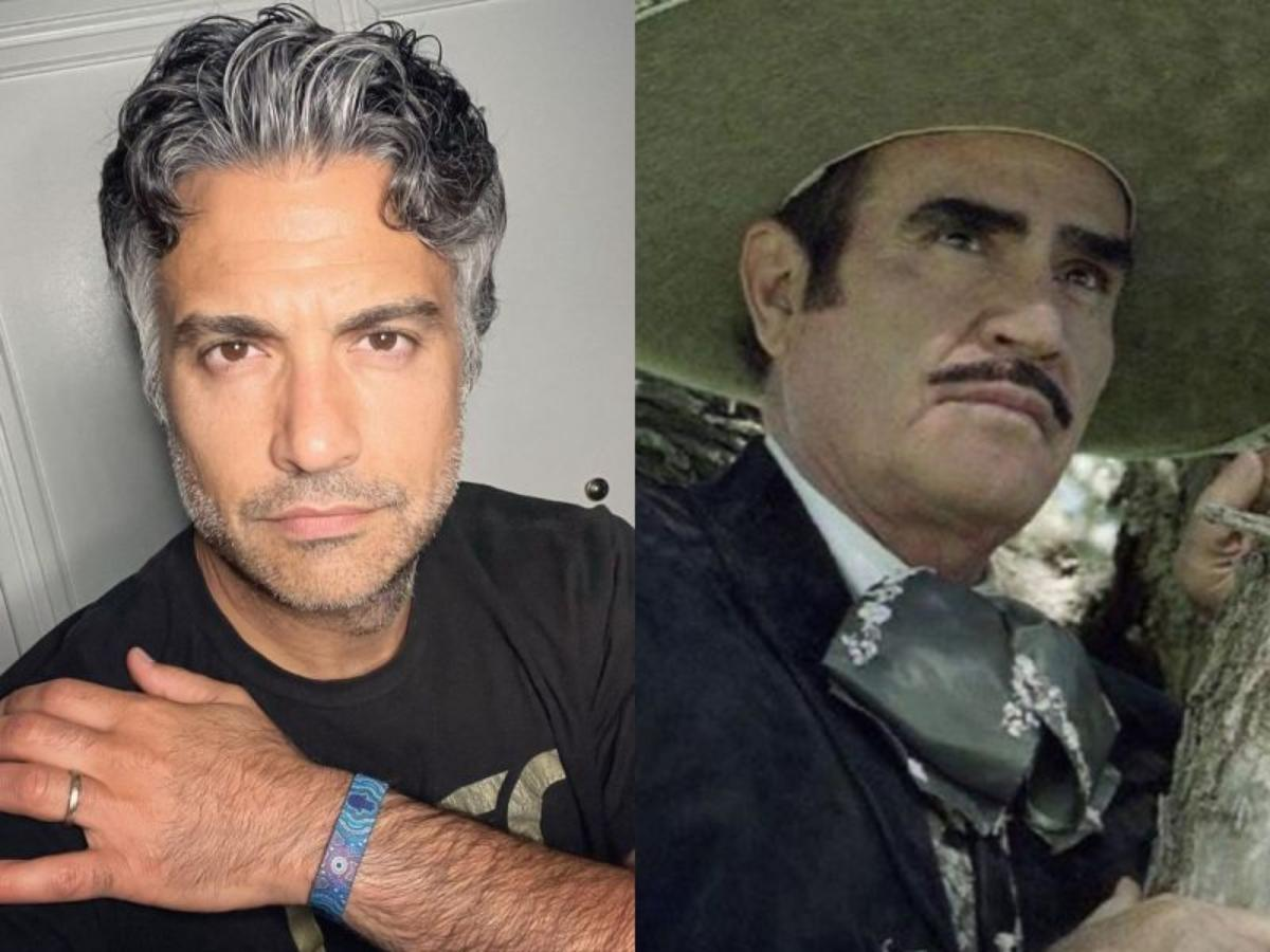 Jaime Camil interpretará a Vicente Fernández en bioserie