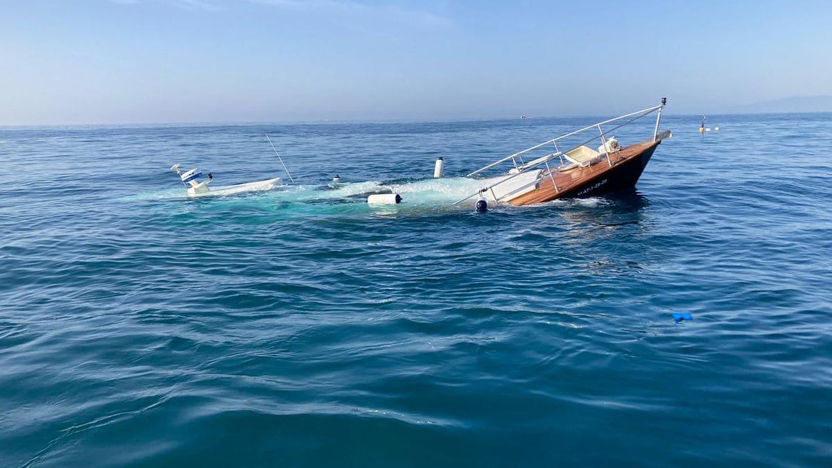 Barco se hunde en río de China; iban 46 personas a bordo