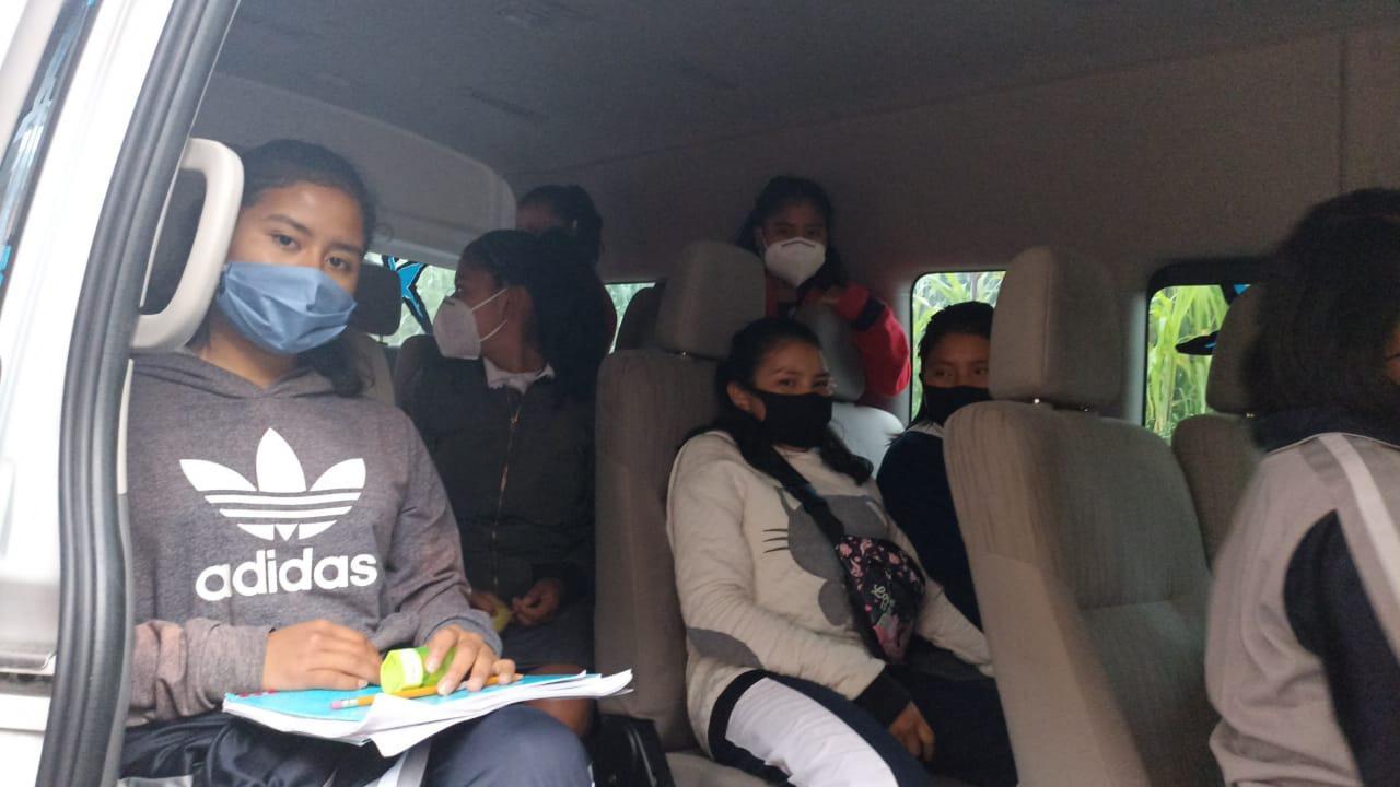 Solicitan donación de cubrebocas para 117 niñas de casa hogar alegría