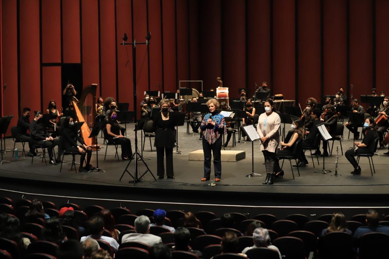 Inicia temporada 8 de la orquesta filarmónica mexiquense en el centro cultural mexiquense bicentenario