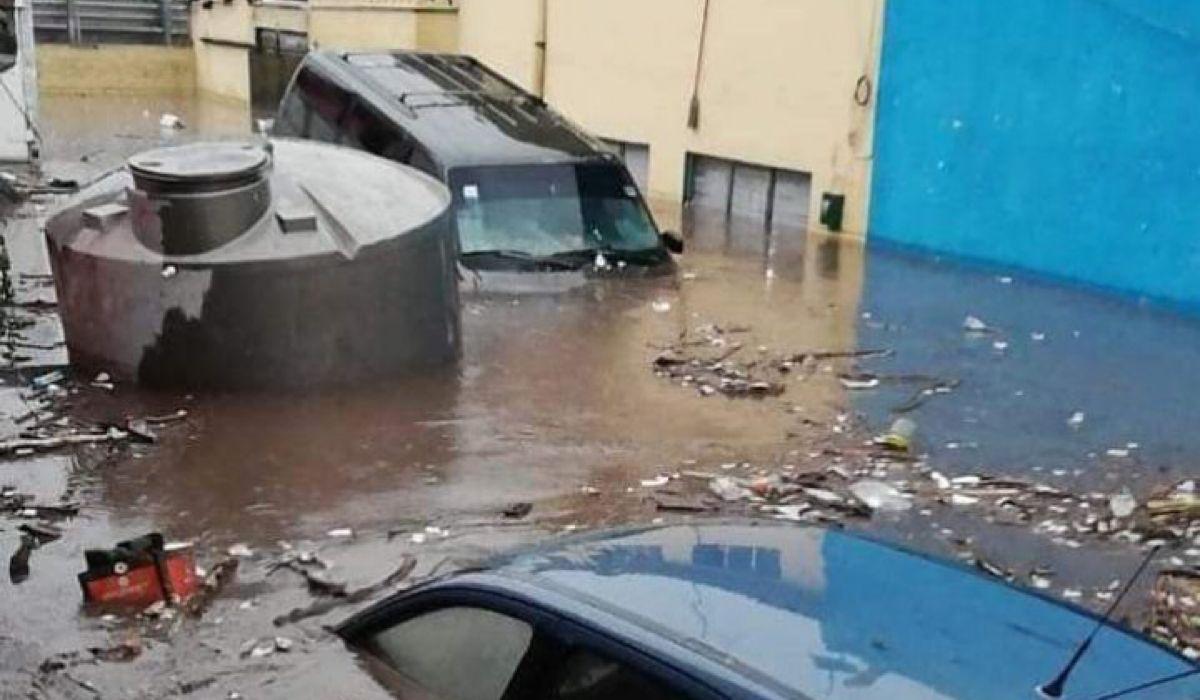 Dos personas pierden la vida por inundación en Ecatepec