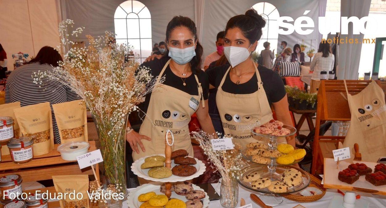 Inauguran Expo-Venta Bazar Artesanal Metepec