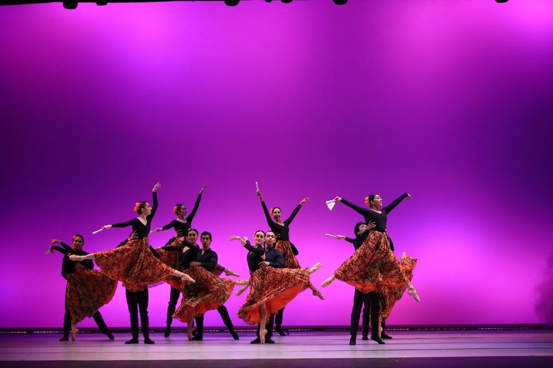 Cumple compañía de danza del Estado de México 2 años