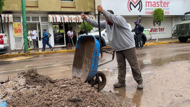 Ecatepec tormenta