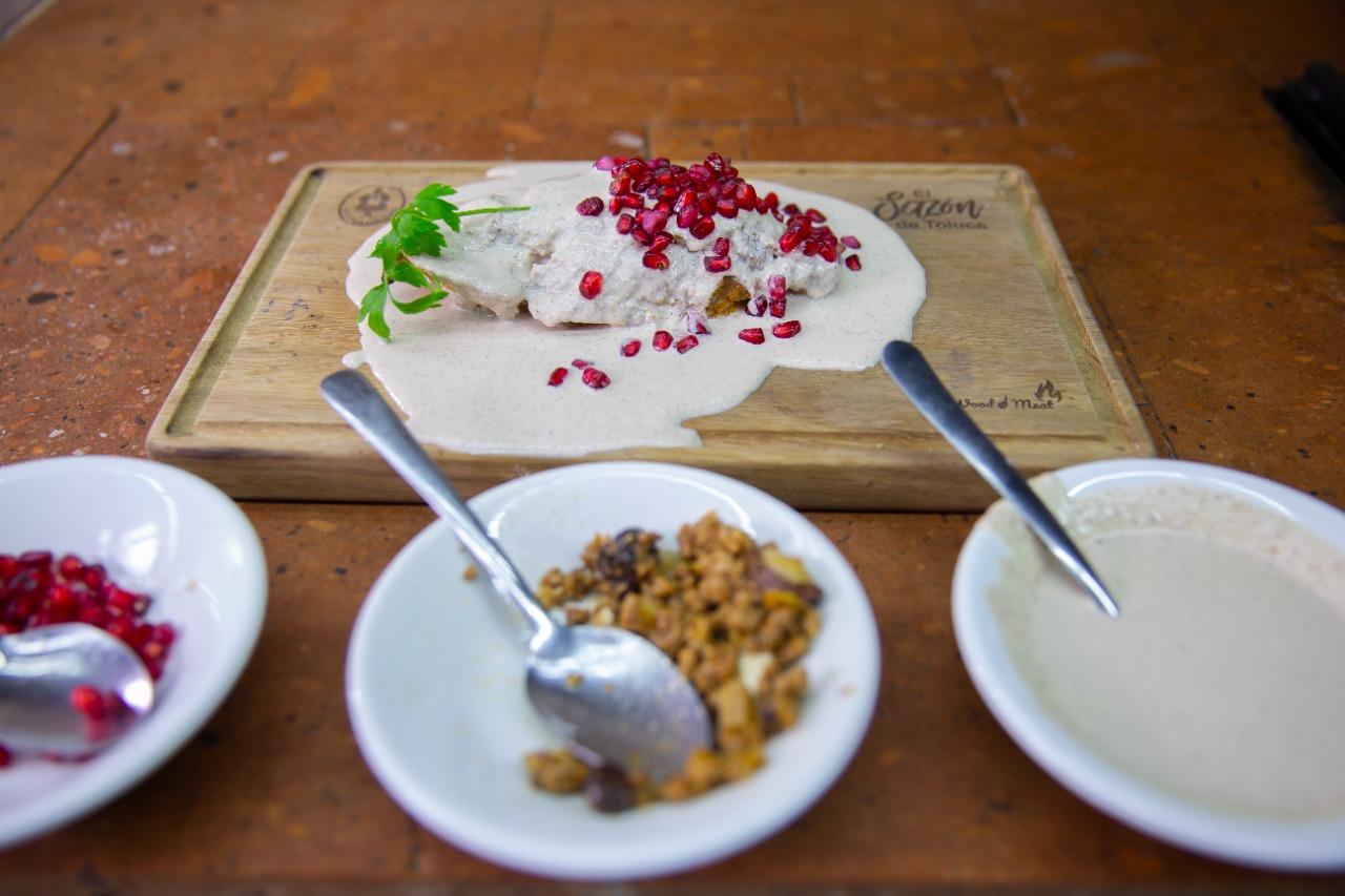 <em>Chiles en nogada, dos siglos de esta joya de la cocina mexicana</em>