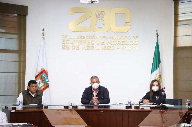Ecatepec apoyos Bienestar lluvias