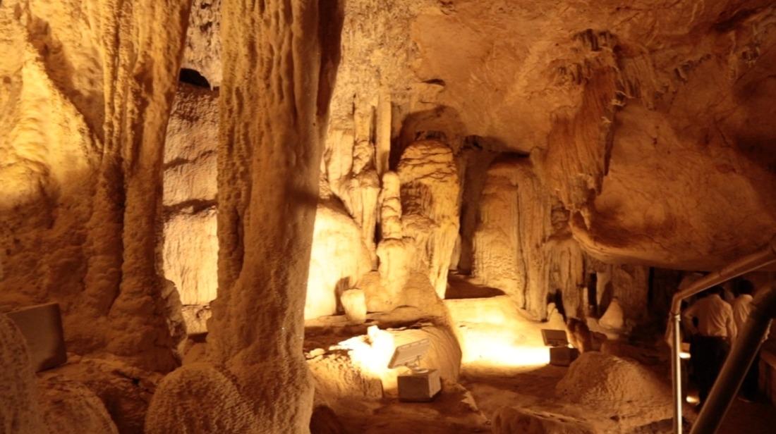 Informan de reapertura de grutas de la Estrella en cultura y turismo y deporte en un click 3.0