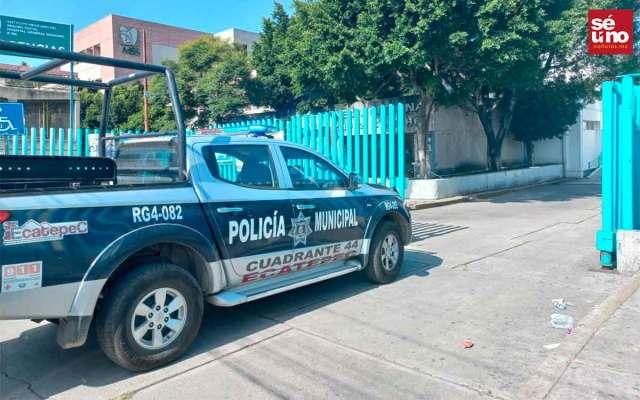 #Video Mujeres policía de Ecatepec auxilian a madre e hijo en el parto