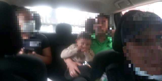 Elementos de Seguridad Pública y Tránsito de Ecatepec localizaron a un menor de tres años de edad, quien se extravió en el municipio.