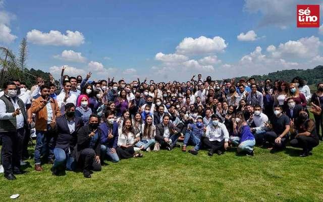 Acción Nacional ganará el EDOMEXde la mano con los jóvenes en el 23