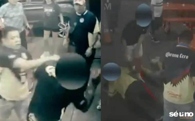 """Buscan a 4 """"americanistas"""" por asesinar a golpes a un hombre"""