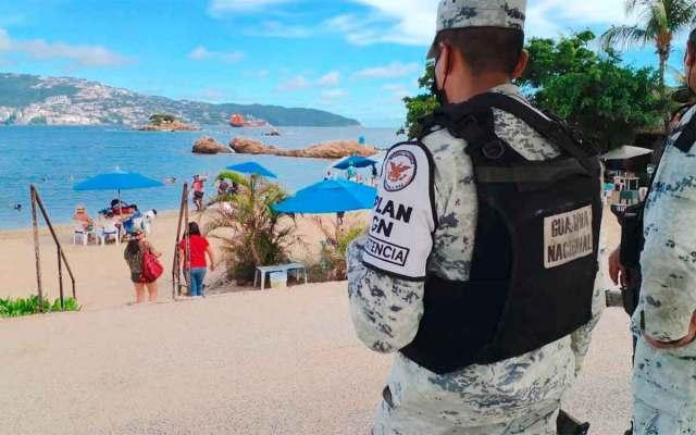 Joven mexiquense asesinada Acapulco