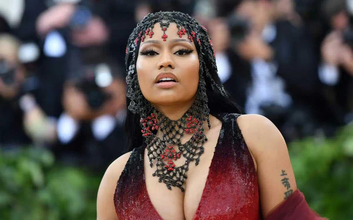 Nicki Minaj dice que las vacunas causan impotencia y se niega a vacunar