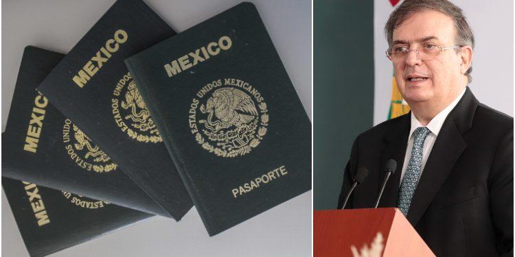 México estrena pasaportes más seguros; los de los menores tendrán fotos de los padres