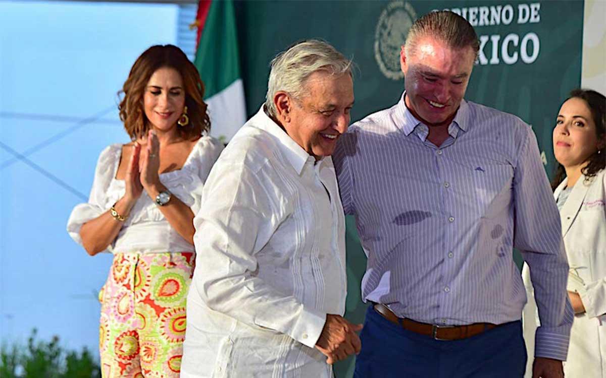 Propone AMLO a Quirino Ordaz, como embajador de México en España