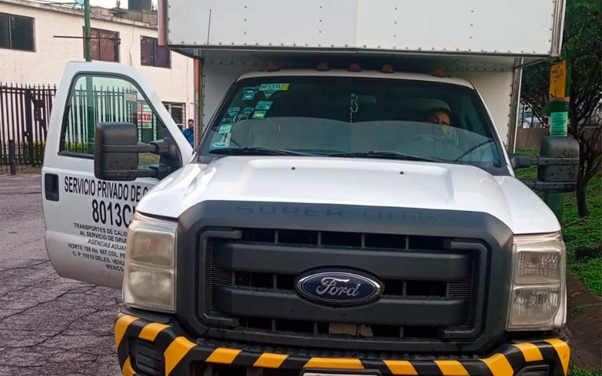 Muere ladrón al intentar robar un camión en Cuautitlán Izcalli