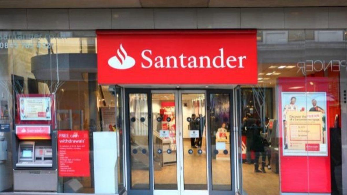 Restablece Santander sus servicios tras falla en diversos estados de la República Mexicana
