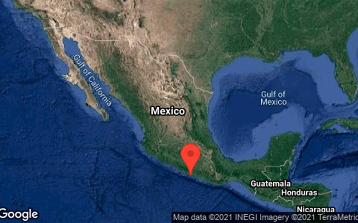 Sismo de 7.1 grados sacude el centro México