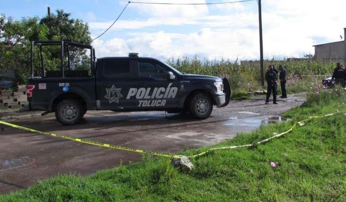 Alondra tomó un taxi en la terminal de Toluca; fue hallada sin vida