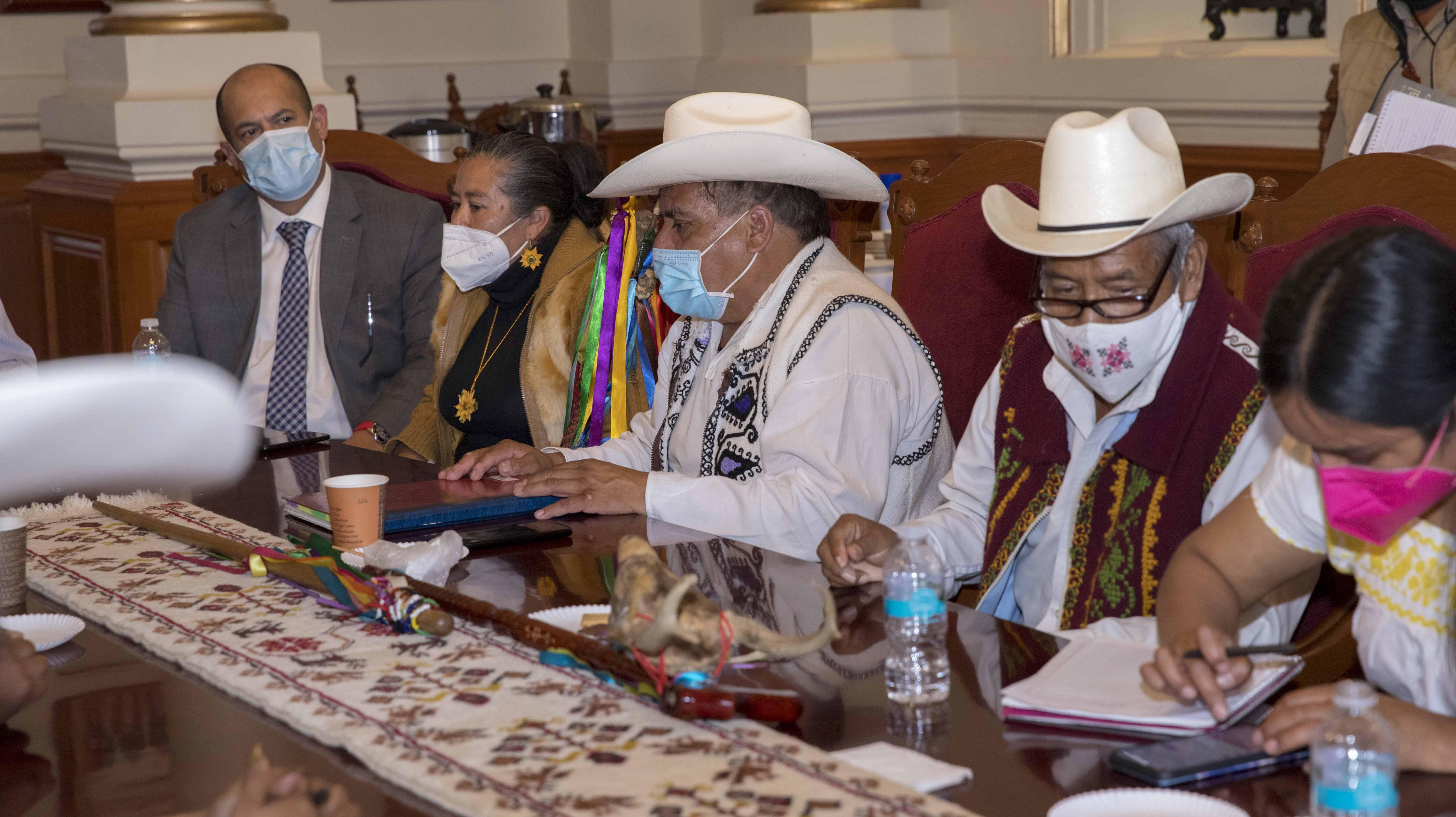 PJEDOMEX promoverá la mediación en pueblos originarios del estado