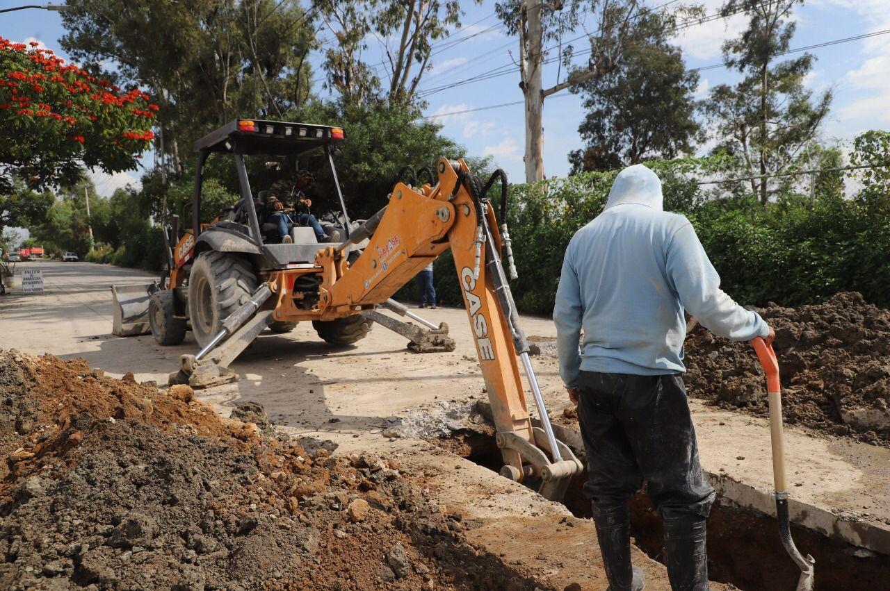 Ecatepec repara 350 socavones provocados por drenajes de más de 60 años de antigüedad