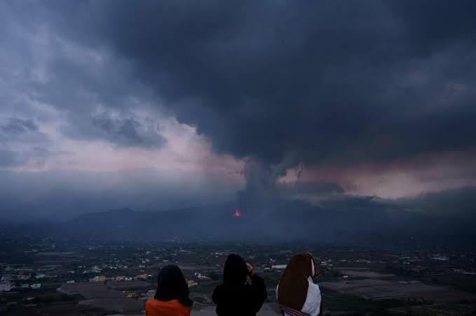 Llega a Puerto Rico nube con dióxido de azufre desde volcán de La Palma