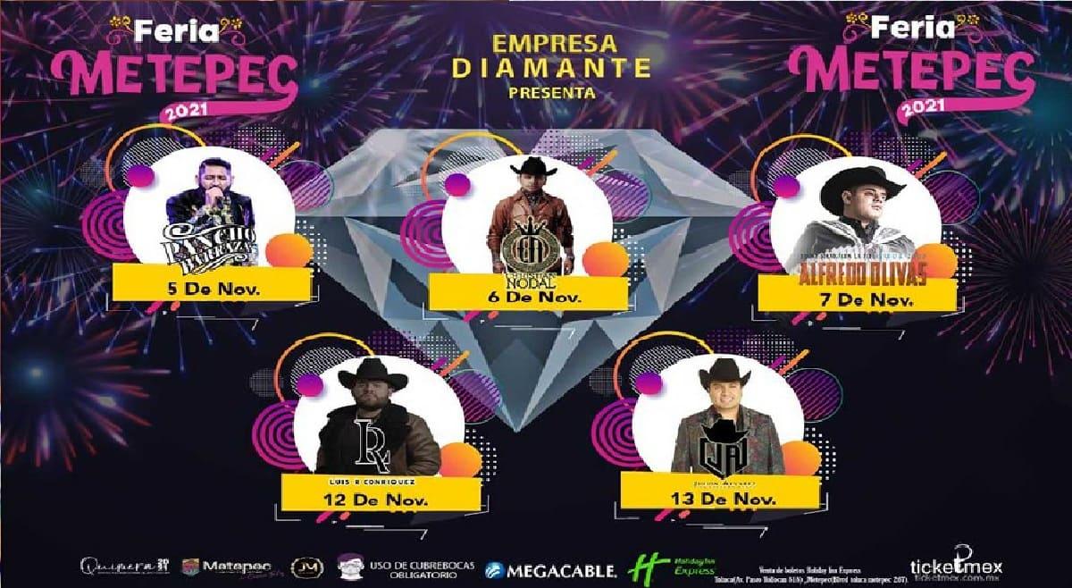Revelan artistas de la Feria Metepec 2021